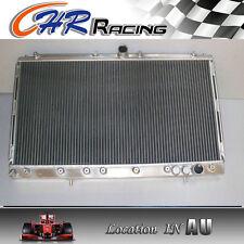 Aluminum Radiator Mitsubishi 3000GT/GTO 1991-1999 2 ROW MT VR-4 Spyder 3.0 Turbo