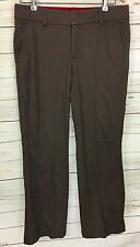 Women's Dockers Brown Favorite Fit Iconic Khaki Size 10 Med