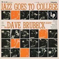 Dave Brubeck Quartet Jazz - Jazz Goes to College [New Vinyl] 180 Gram