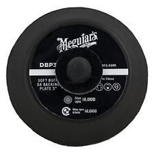 Meguiars DBP3 Soft Buff Backing Plate for Orbital/DA Polishers, 3 inch
