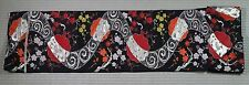 Japanese Vintage Nagoya obi 名古屋帯 着物/m11445eb