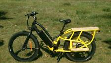 Lastenfahrrad Cargobike Zweisitzer Elektrofahrrad E-Bike Pedelec Kindertaxi