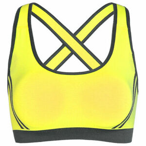 Woman Sport Bra For Yoga Fitness Home Exercise Comfort Active Movement Running