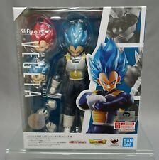 S.H. figuarts Super Saiyan God Super Saiyan Vegeta Dragon Ball Super Bandai NEW