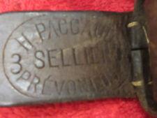 Swiss Mosin Nagant K-31 Original Leather Sling.