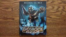 Bioshock Breaking the Mold Promo Art Book - Rare Promotional Original