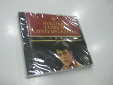 NUESTROS CLASICOS CONTEMPORANEOS 1994 CD OBK LA FRONTERA ANTONIO VEGA