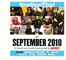 (FP787) Now HearThis! Issue 91 September 2010 - The Word CD