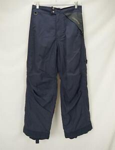 Cap3l Glacier Men's Ski Pants Blue Size Small