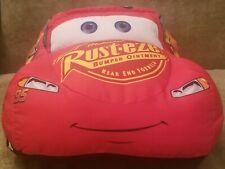 Disney Pixar Cars Transformin' Plush 18 Inch Fabulous Lightning McQueen