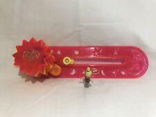 polly pocket 1995 Polly's starburst ruler and sharpener  100% Complete  Rare