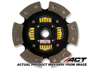 ACT (Advanced Clutch) 6224218 6 Pad Sprung Race Disc