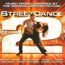STREET DANCE 2 / SOUNDTRACK NEW CD
