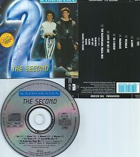 RADIORAMA-THE SECOND-1987-GERMANY-ARIOLA RECORDS 258 422-222-CD-MINT-