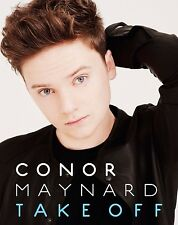 ★PERSONALLY SIGNED/AUTOGRAPHED CONOR MAYNARD TAKE OFF HARDBACK BOOK + FREE GIFT★