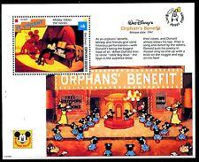St Vincent 1801 Walt Disney characters Mickey Tickeles the Ivories 1992 x14585