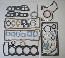 FULL ENGINE SUMP HEAD GASKET SET SAAB 99 900 2.0 8V 1972-80 VRS