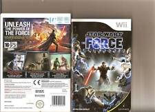 StarWars The Force Unleashed Nintendo Wii Star Wars
