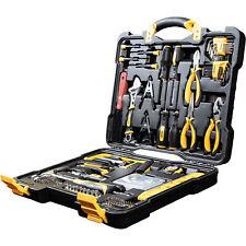 Werkzeugkoffer Werkzeug Set WMC Tools 144 Teile Kasten Box Kiste Heimwerker Bits
