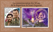 Guinea 2018  Yuri Gagarin space   S201811