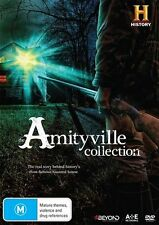 The Amityville Collection: Horror in Amityville NEW R4 DVD