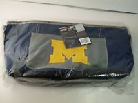University of Michigan 12 Can Coleman Cooler Tote Bag Brand New