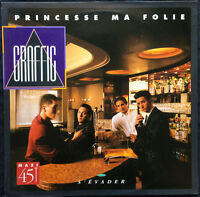 "Graffic 12"" Princesse Ma Folie - France"