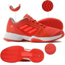 Adidas Stella McCartney Barricade Tennis Schuhe Damen Allcourt Sand orange/rot