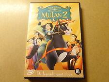 DVD / MULAN 2 (WALT DISNEY)