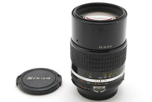 【EXC+++】 Nikon Nikkor Ai-s 135mm f/2.8   From JAPAN #013