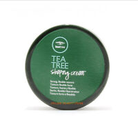 Paul Mitchell Tea Tree Shaping Cream 3 oz, NEW PACKAGE