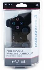 Official Sony PS3 Dualshock 3 Controller (Black) Japan Import