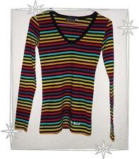 Haut T-shirt  Tunique Rayé Multicolore Little Marcel Taille XS - 16 ans