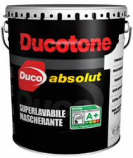 PITTURA MURALE DUCOTONE ABSOLUT ......  fino 30/11/2018  BLACK FRIDAY 2018