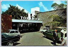 Hotel Torarica Casino Nightclub Paramaribo, Suriname Continental Postcard