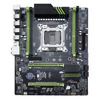 X79P Motherboard LGA2011 ATX USB3.0 SATA3 PCI-E NVME M.2 SSD Support REG