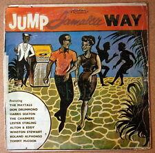 ROLAND ALPHONSO~DON DRUMMOND~TOMMY McCOOK Jump Jamaica Way VINTAGE COXSONE LP