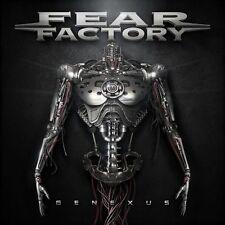 Fear Factory - Genexus CD 2015 industrial metal jewel case Nuclear Blast