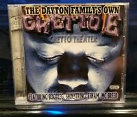 Ghetto E of The Dayton Family - Theater CD Rare Promotional Copy Esham MC Breed