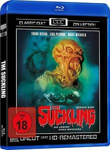 The Suckling (Sewage Baby) - (1990)...Blu Ray Disc..