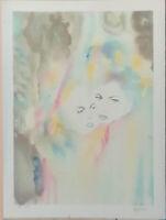 Lithographie originale  signée