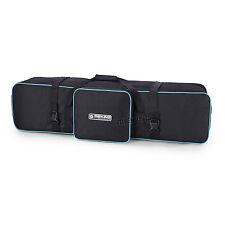 105cm Studio Flash Strobe Lighting Set Light Stand Softbox Carry Case Bag
