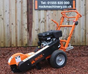 SGR-33 13hp Stump Grinder By Rock Machinery
