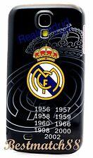 for samsung galaxy S4 black real madrid football soccer club case  SIV s 4