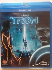 Tron: Legacy (Blu-ray/Dvd, 2011, 2-Disc Set)(New)