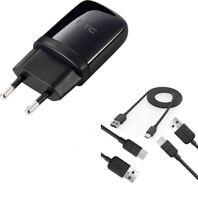 Chargeur Prise Secteur + Cable Cordon Usb-C Original Htc Pour U11 Life U11+ Plus
