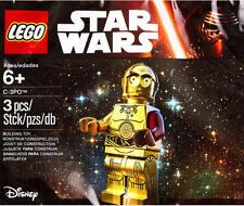 LEGO® Star Wars 5002948 FIGUR C-3PO mit rotem Arm NEU & OVP POLYBAG