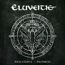 ELUVEITIE - EVOCATION II-PANTHEON (DIGIPACK)  2 CD NEU