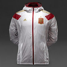Men's Spain Anthem Track Jacket football top size XL New genuine Adidas