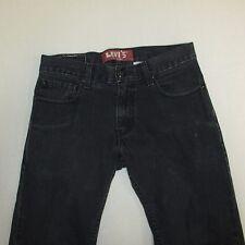 (27x27) Men's Levi's 511 Skinny Black Jeans